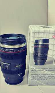 全新Camera lens mug