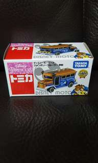Tomica Disney Motor 美女與野獸 beauty and the beast