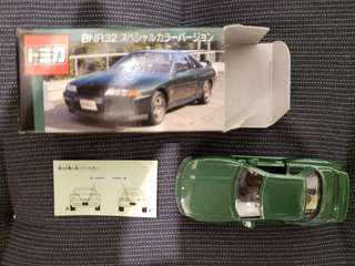 Tomica 車仔 GTR R32