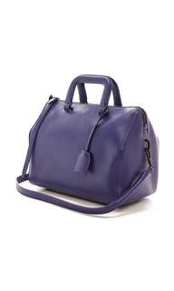 Philip Lim Wednesday Medium  Satchel handbag (Ultramarine blue)