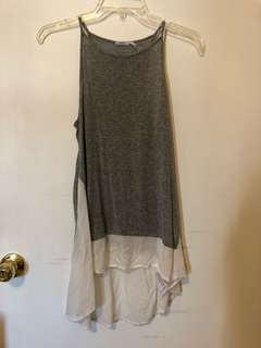 Urban Outfitters Long Flowy Top