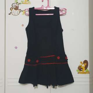 💕 promo black dress