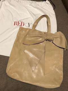 Red Valentino Bow Shoulder tote bag