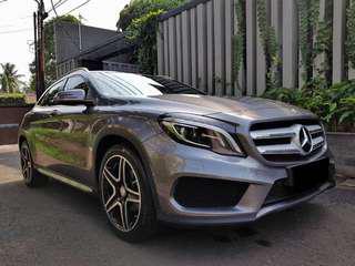 Mercedes Benz GLA 200 sport