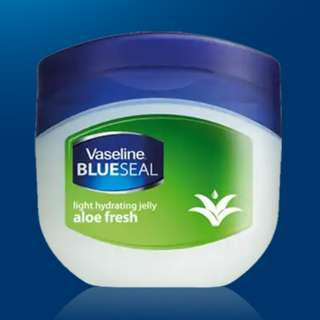 🚚 Vaseline Blue Seal Aloe Fresh