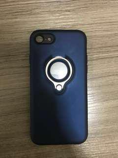 Iphone 7手機殼連磁石同ring