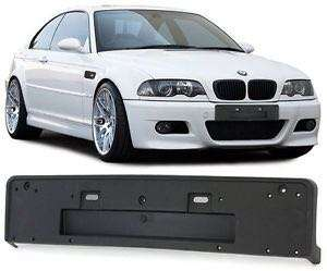 Genuine BMW 3Series 01-05 E46 Front Plate Base