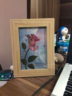 Frame Wood Picture