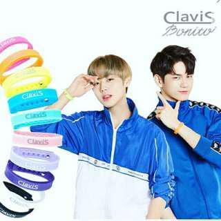 [PREORDER] CLAVIS - Park Jihoon X Ong Seungwoo (Healthy Bracelet) ⠀ -