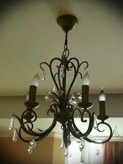 二手美式吊燈