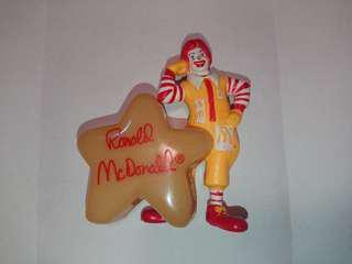 麥當勞 開心樂園餐 玩具 麥當勞叔叔 小飛飛  滑嘟嘟 漢堡神偷 Funny Fri Friends薯條 McDonald's