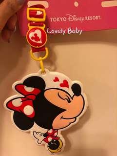 🇯🇵日本直送🇯🇵可愛Minnie 證件套 // 八達通套 🎀帶住呢個證件套去迪士尼樂園真係冇得彈🎀