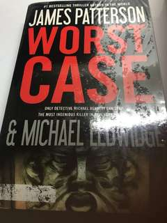 Worst case by James Patterson