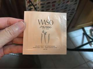 Shiseido WASO Color-smart Day Moisturizer SPF30 1ml