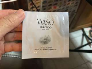 Shiseido WASO Fresh Jelly Lotion 2ml