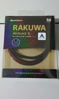 日本 Phiten RAKUWA Slash Line頸圈 50cm