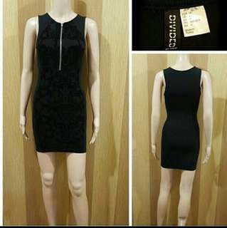Black Sexy Bodycon Dress by Divided by H&M