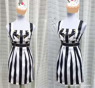 Black and White Classy Dress