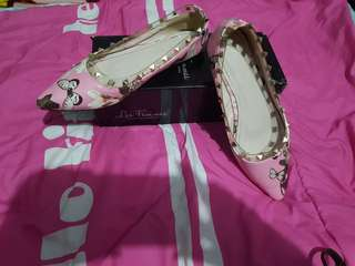 Flat Shoes Butterfly