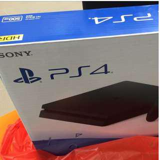 Playstation 4 (PS4) Slim 500GB Console