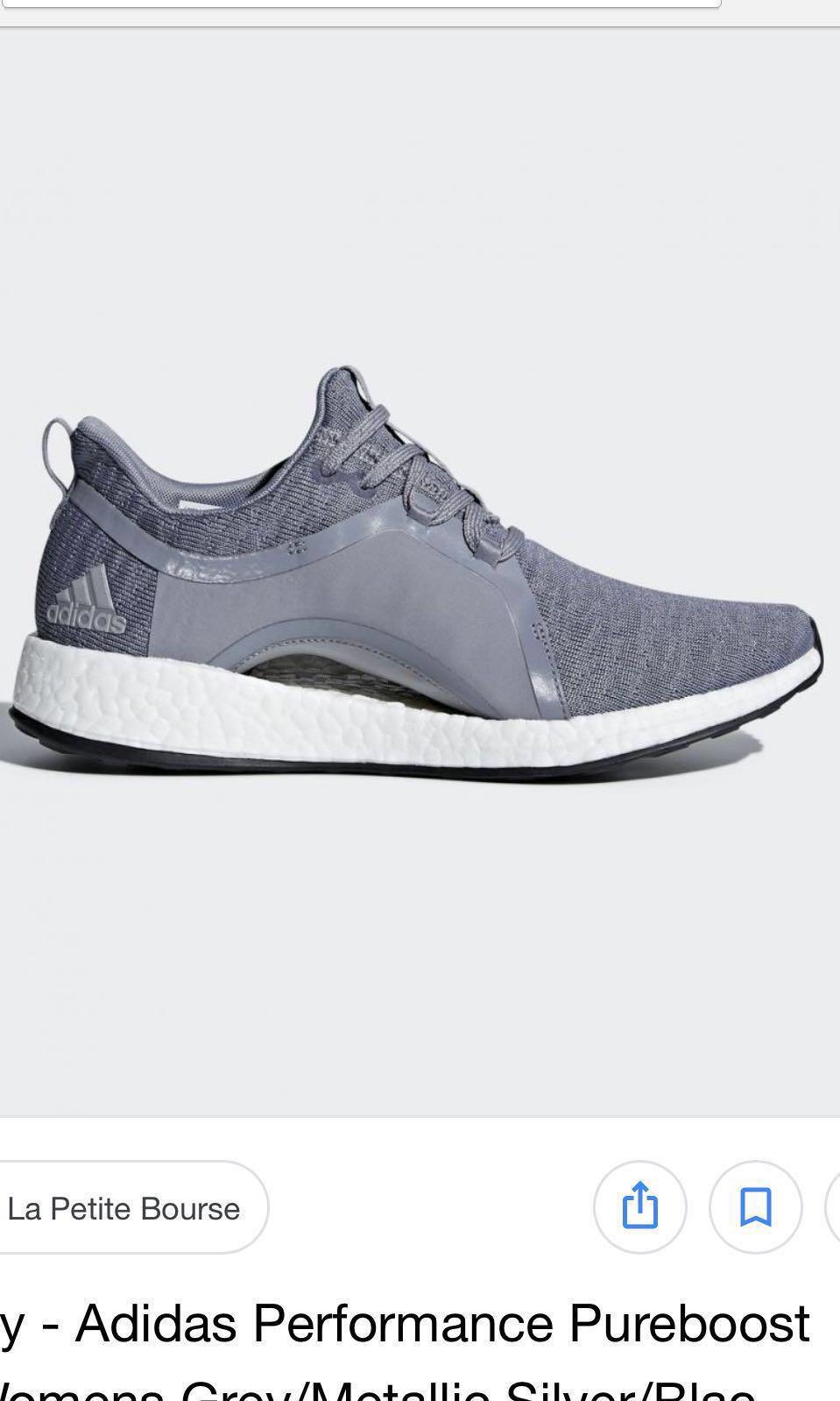 Adidas pureboost x women's pure boost