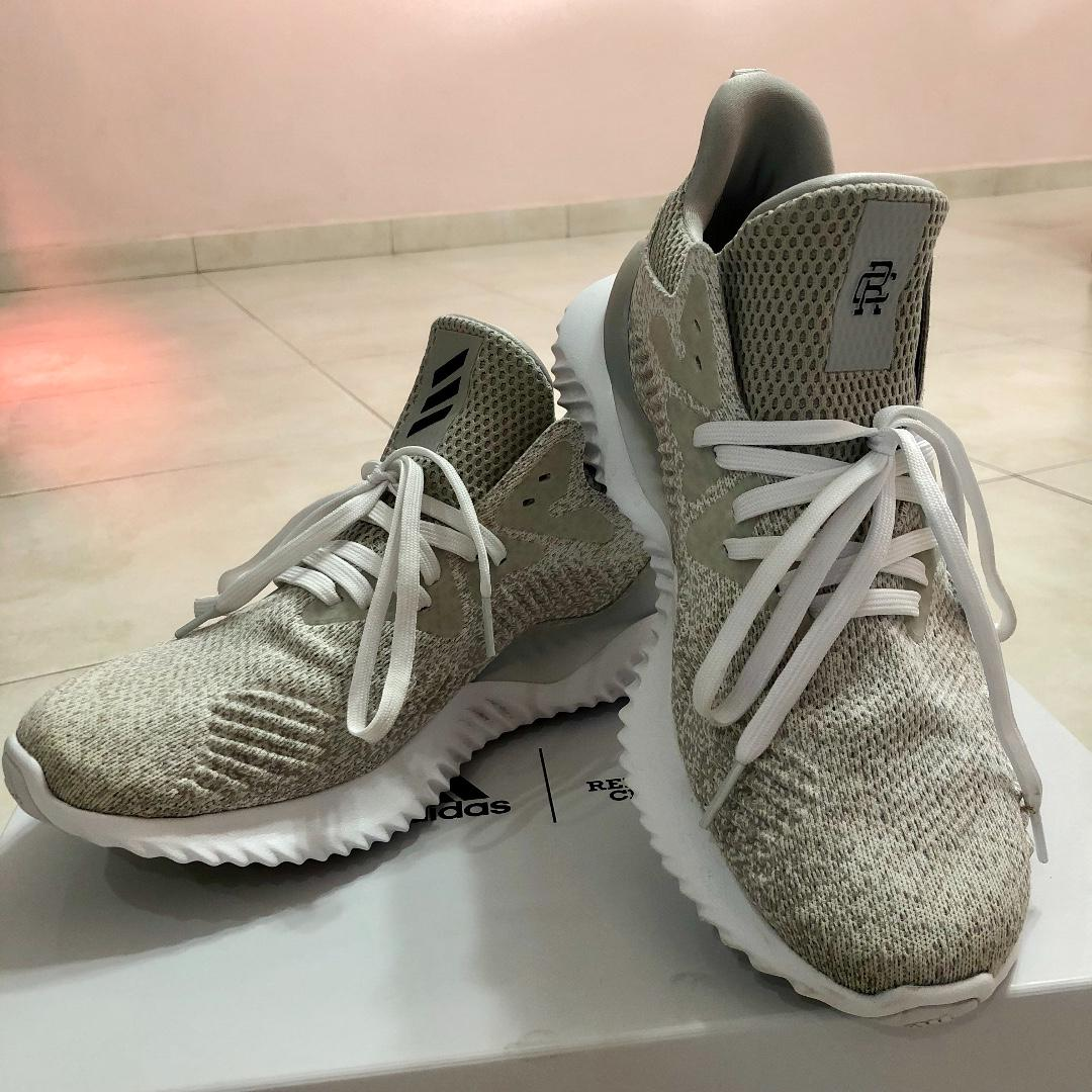 pretty nice 79fcd ae069 Adidas X Reigning Champ Alphabounce Beyond, Men's Fashion ...