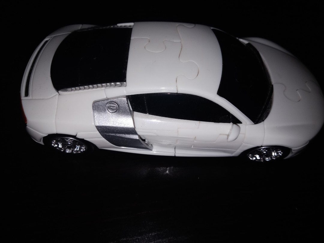 Audi R8 Toy Car Toys Games Bricks Figurines On Carousell