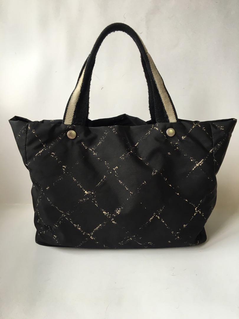 ca3dd7ba5d81d8 Chanel Travel Line Flap Bag