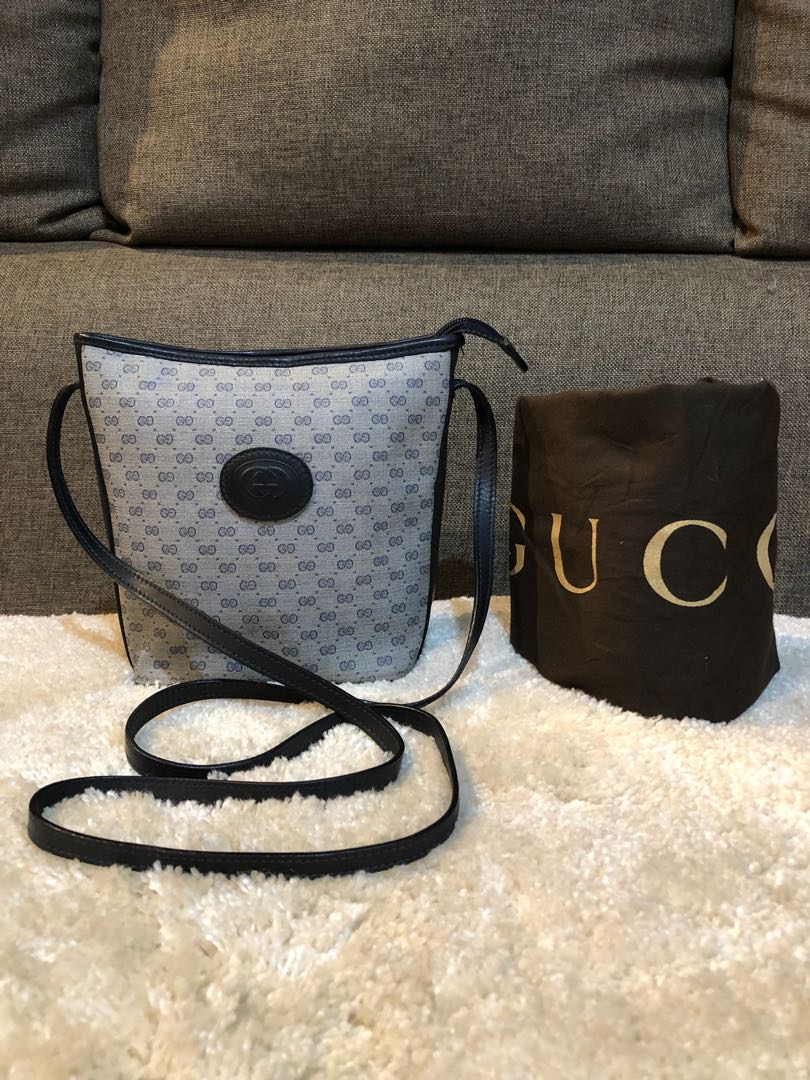 70aeb4c5daf Authentic Gucci Sling Bag With Dustbag