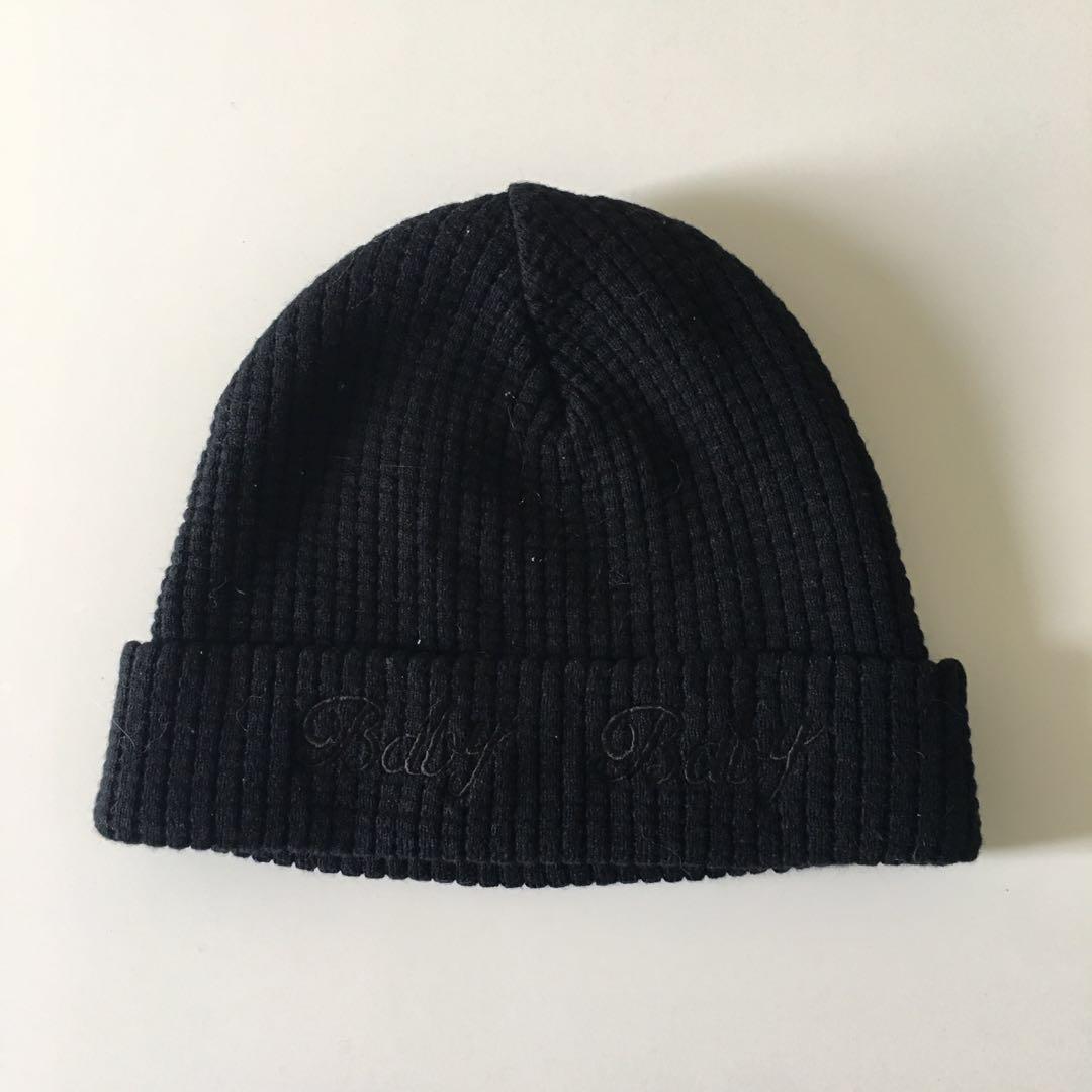 Baby Baby black winter hat