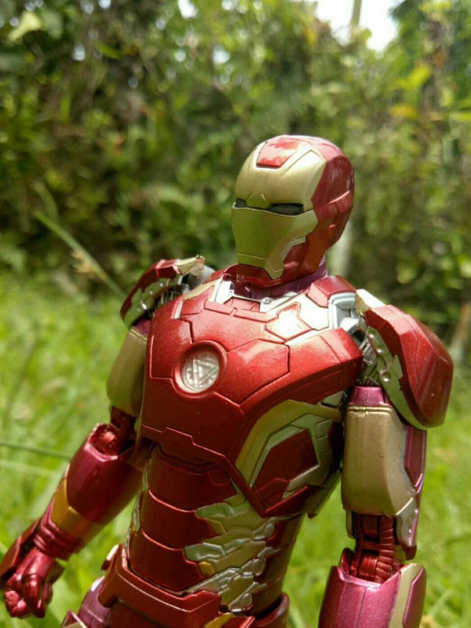 BANDAI SH FIGUARTS Ironman Mark 43(age of ultron)