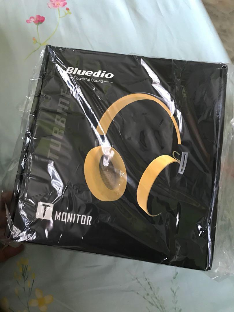 f1ef0e6862d Bluedio TM wireless bluetooth headphone with microphone monitor ...