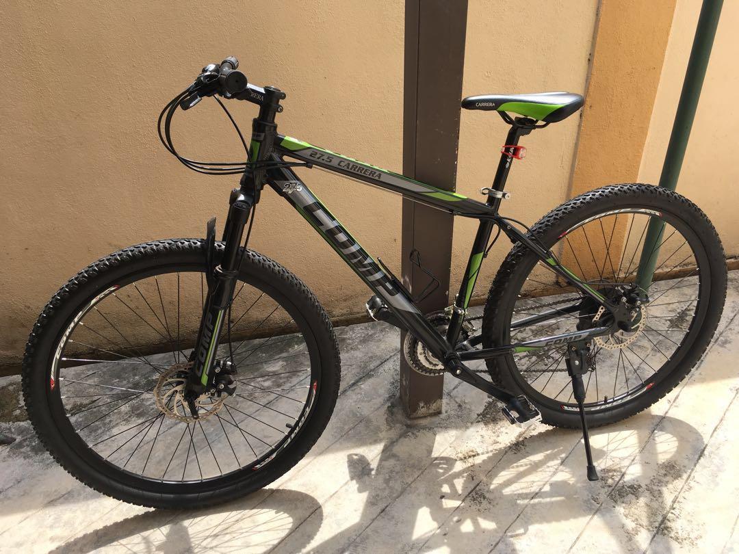 Comp 27 5 Alloy Mtb Bike (Carrera)
