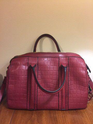 FEMME DE CARRIERE bag by SANDRA ANGELOZZI, - Like New!