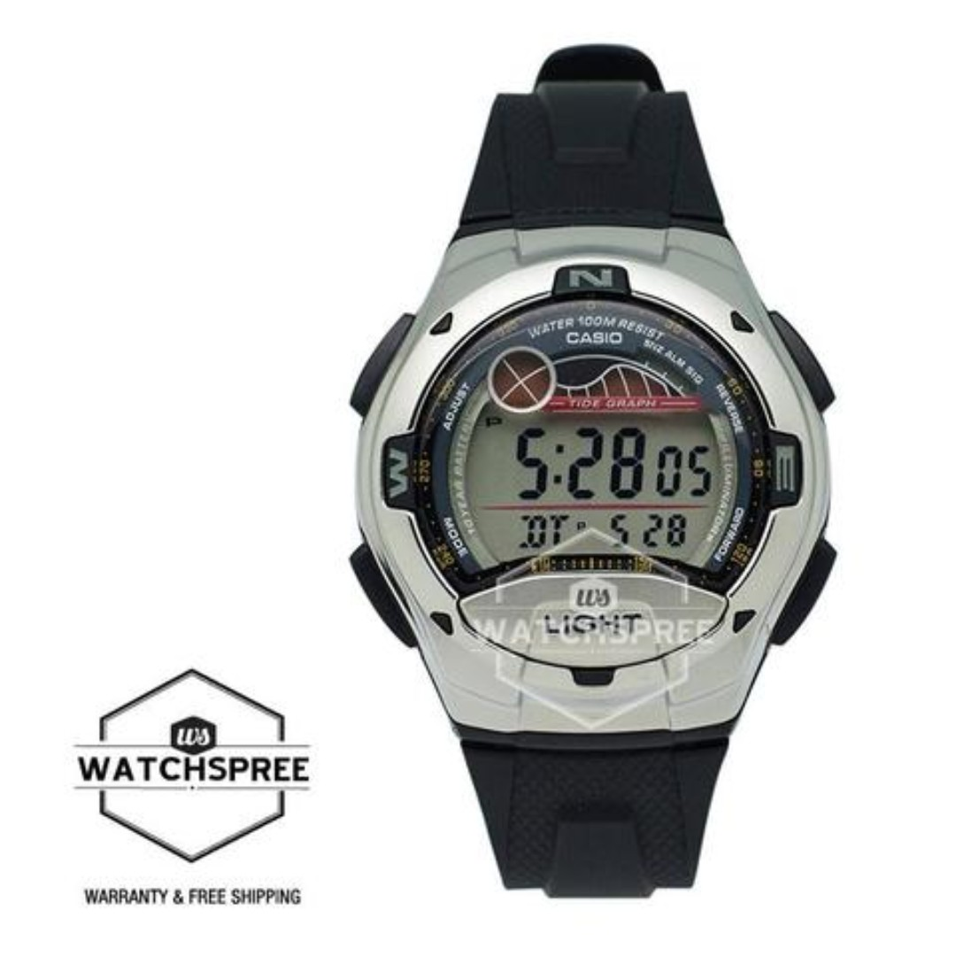 1ea35d9bf031 FREE DELIVERY  CASIO GENUINE   W753-1A  100% Authentic with 1 Year ...