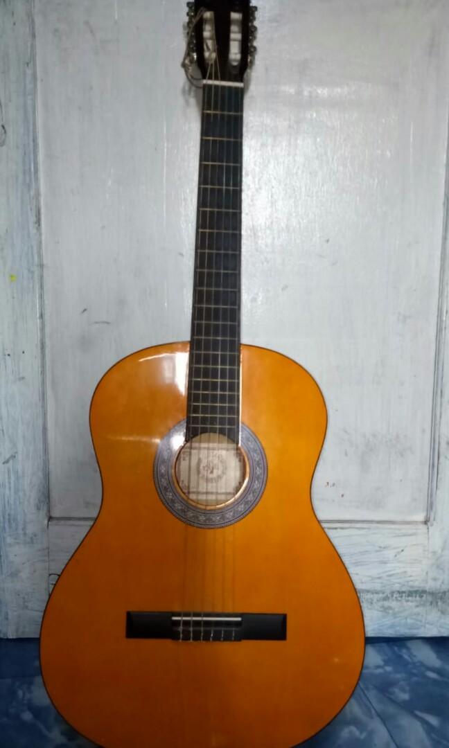 Gitar Skylark C941 Yl Original Music Media Instruments On Carousell