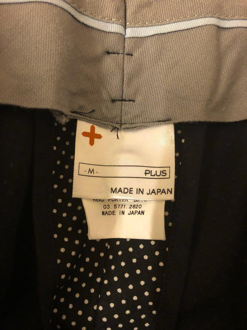 Head Potter Plus 短褲 日本制 全新 5袋