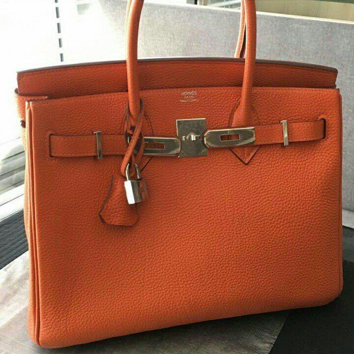 71226b3822 Hermes Birkin 30 In Orange