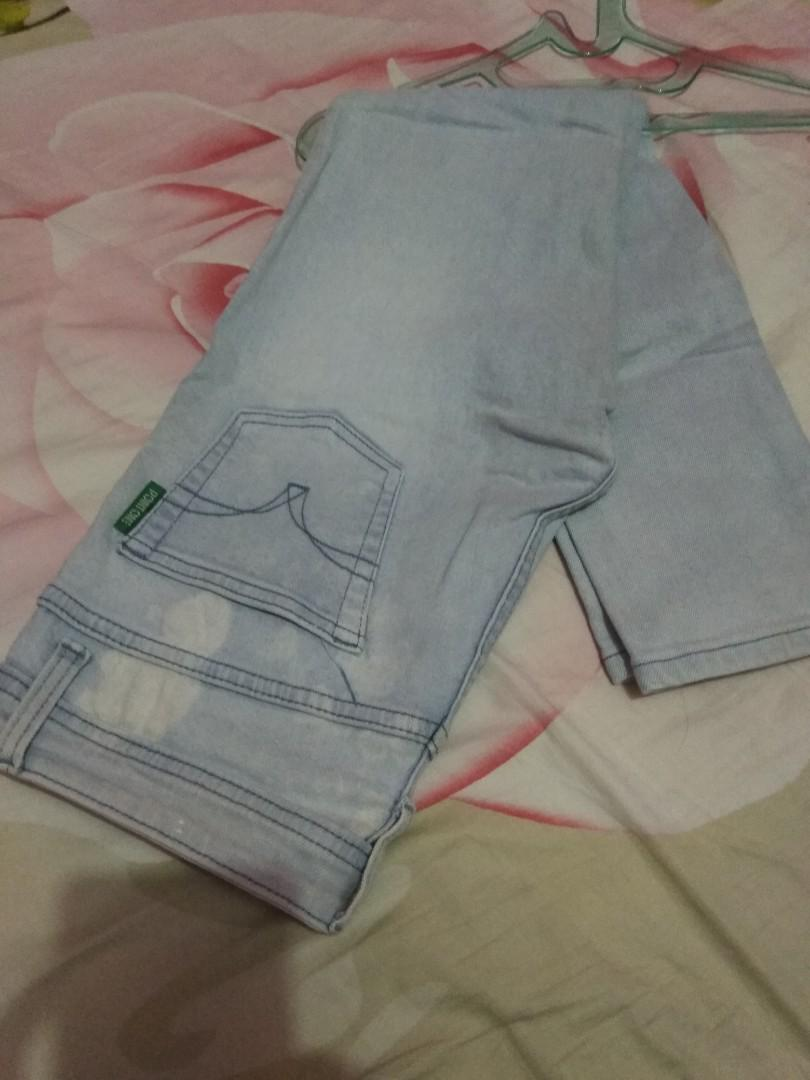 Jeans point one