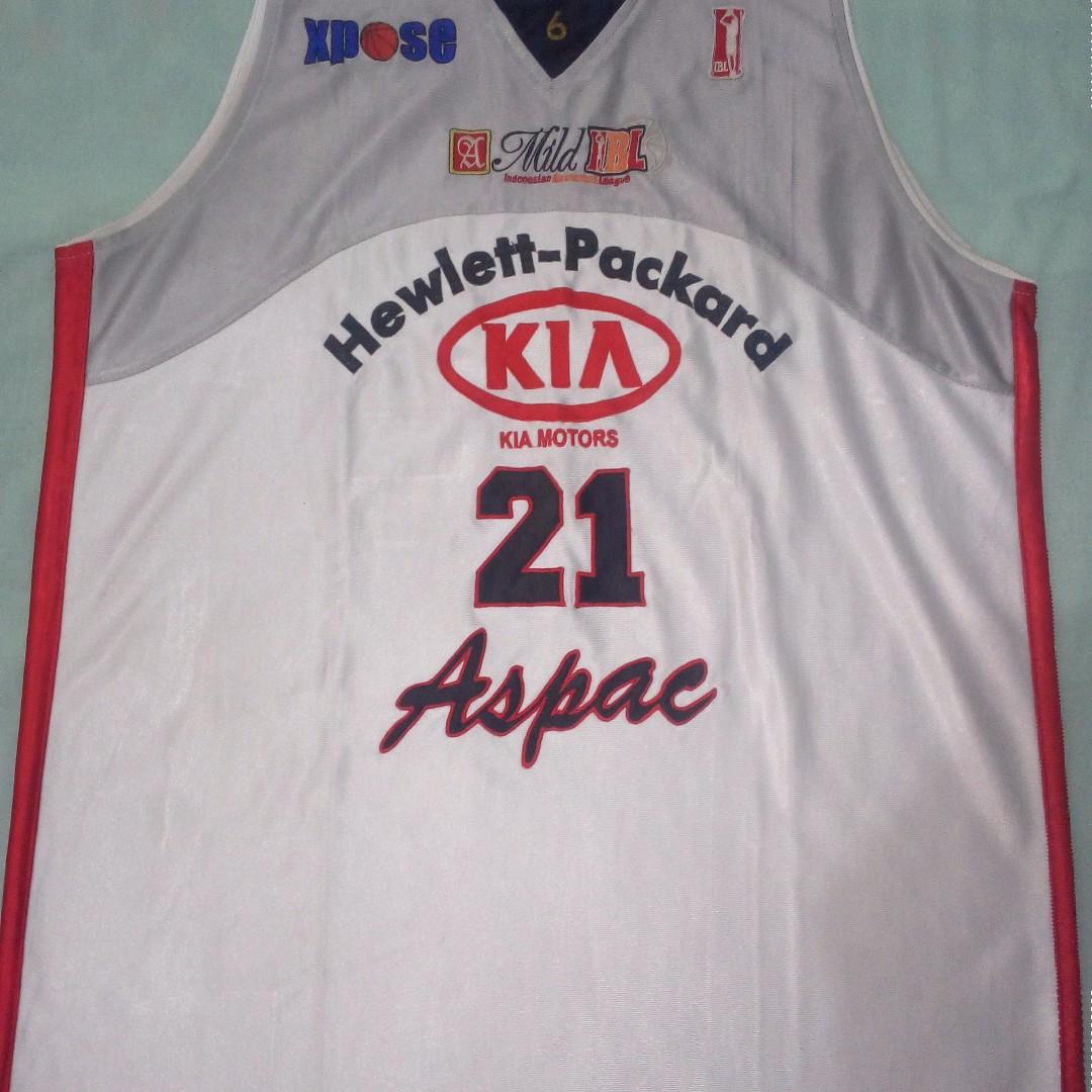 a4be3c1b7 Jersey Basket IBL ASPAC klasik