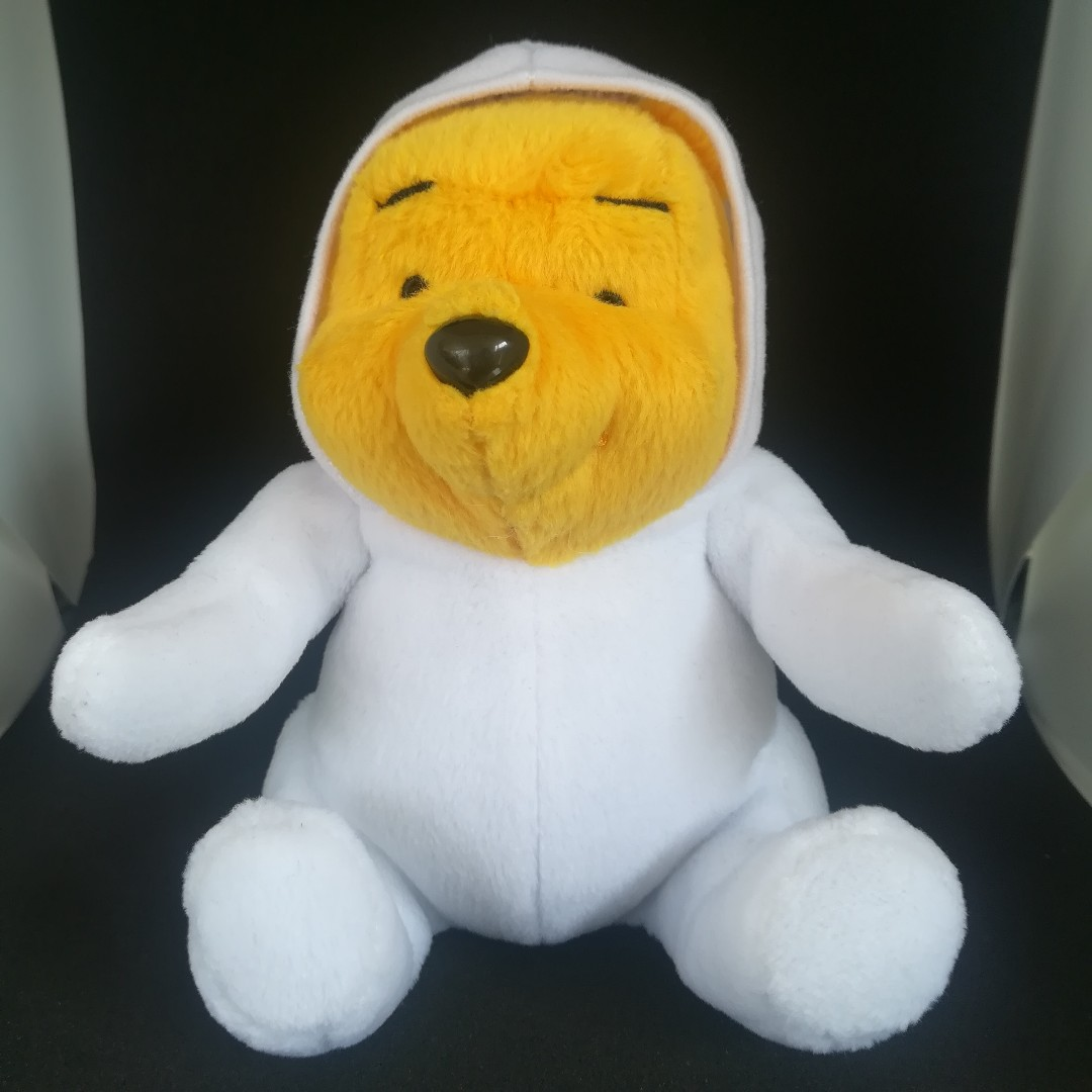 d7b24066d45e McDonalds Winnie the Pooh - In Rabbit costume