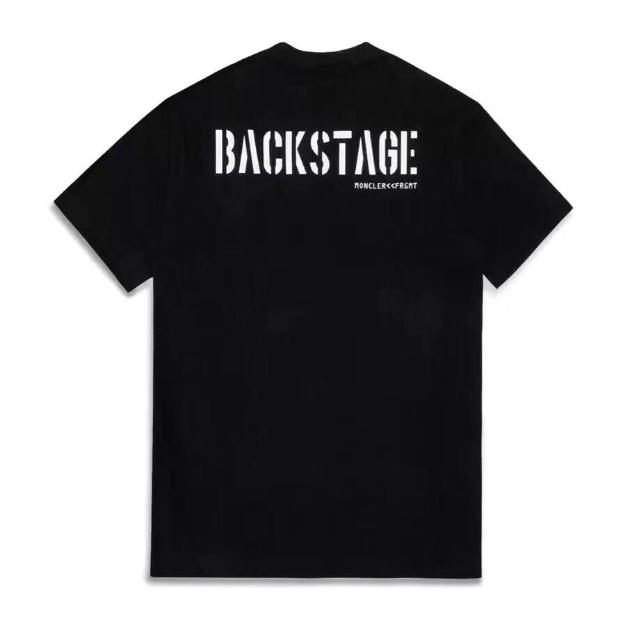 9472ad83a Moncler x Fragment Backstage Tee, Men's Fashion, Clothes, Tops on ...