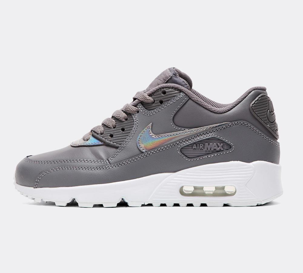 detailed look d8b07 4fedb Nike Air Max 90 Grey ( Rare ), Women s Fashion, Shoes, Sneakers on Carousell