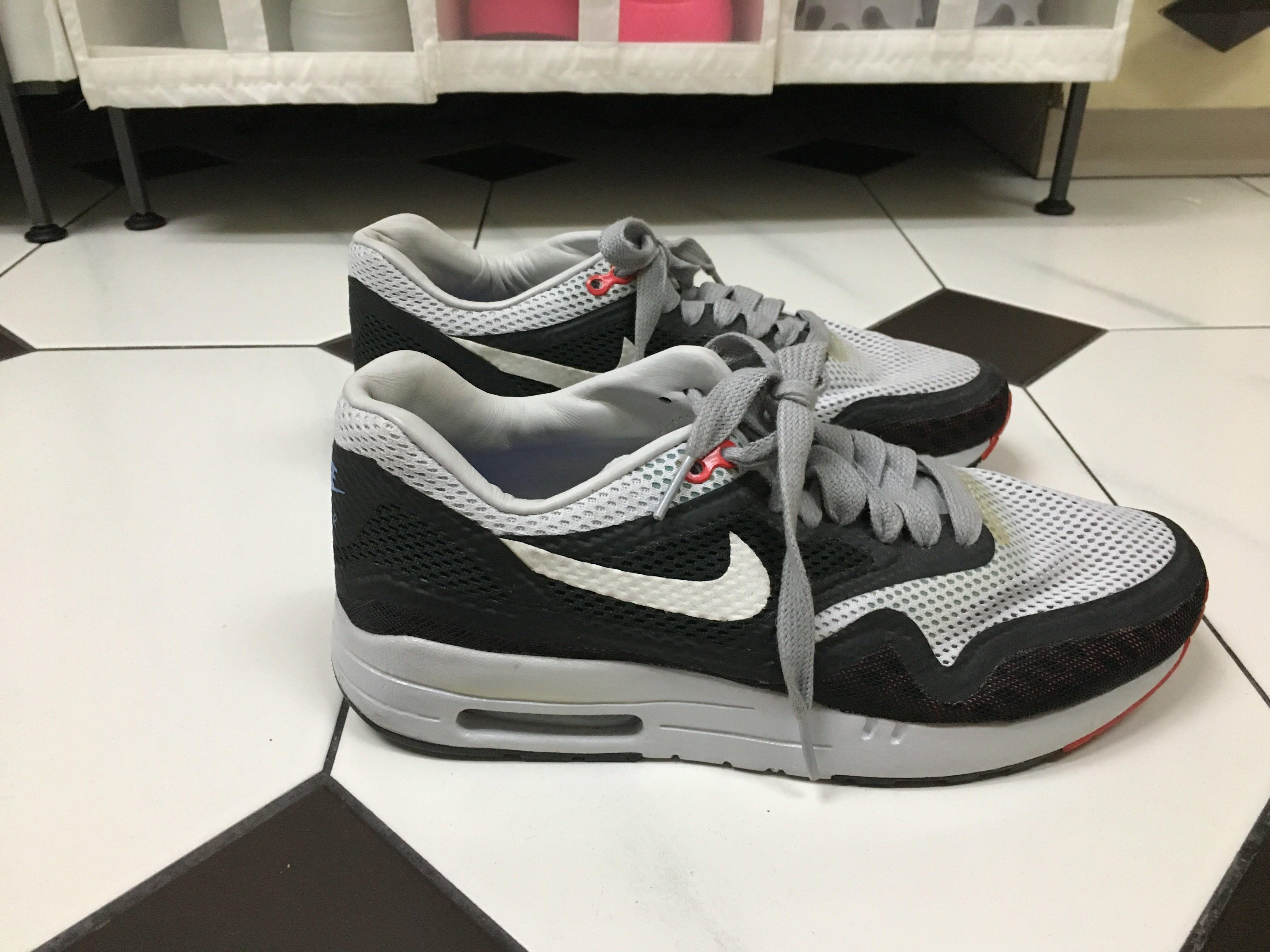 sale retailer a4b4c a6cac NIKE Air Max 95 City QS (London), Mens Fashion, Footwear, Slippers   Sandals on Carousell