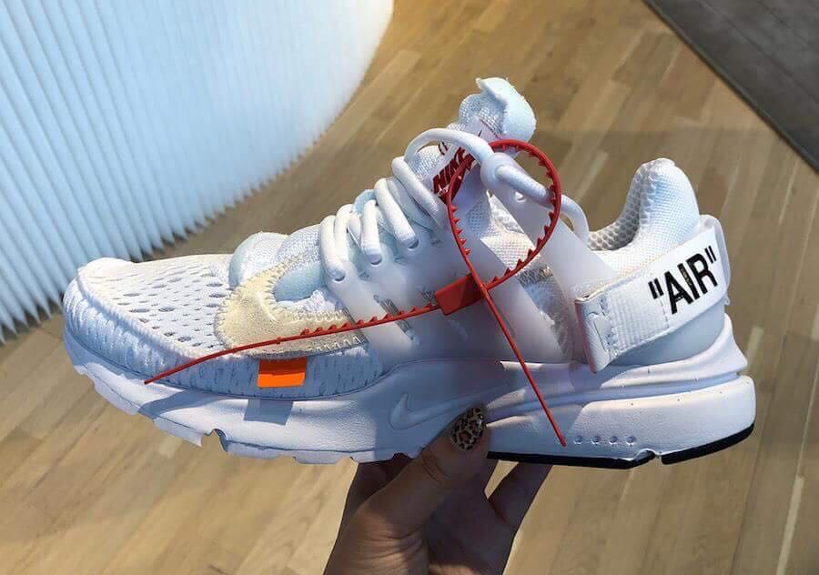 427cf81d262 Off White presto, Men's Fashion, Footwear, Sneakers on Carousell