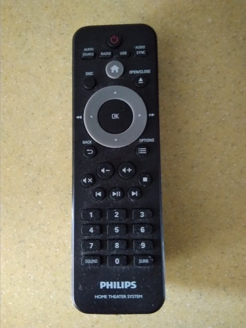 Philips TV Remote Control, Home Appliances, TVs