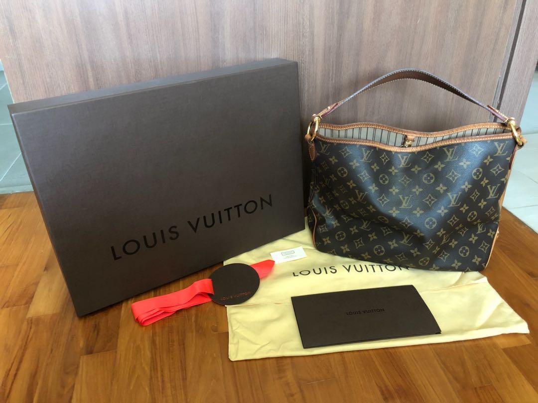 25133d17c806 RESERVED   LV - Louis Vuitton Delightful PM