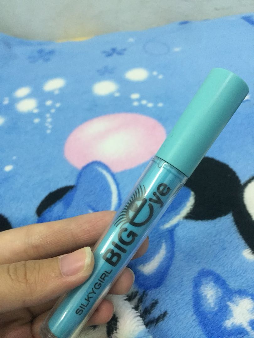 Silkygirl Big Eye Collagen Waterproof Mascara 01 Blackest Black Opener Maskara Hitam Murah Kesehatan