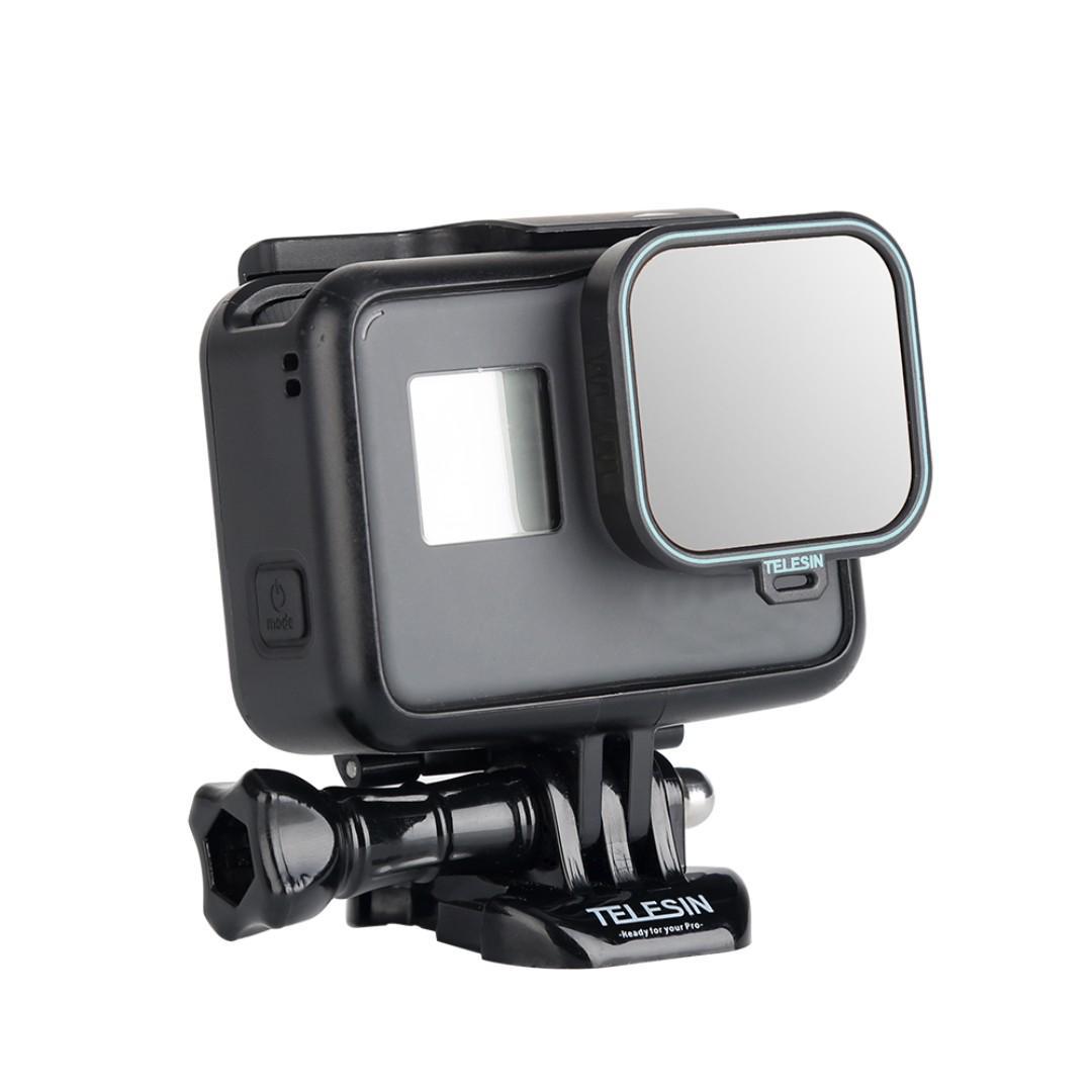 TELESIN 3pcs ND Filter Lens (ND4/8/16) for GoPro HERO 7