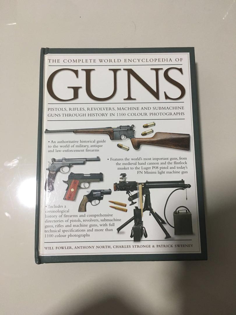 The Encyclopedia of GUNS